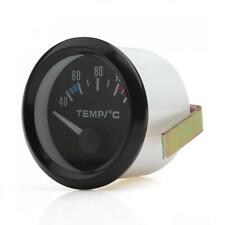 2Inch 52mm Car Pointing Water Temperature Temp Gauge 40 - 120 Celsius Degrees