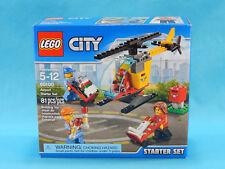 Lego City 60100 Airport Starter Set 81pcs New Sealed 2016