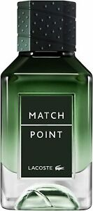 LACOSTE MATCH POINT 50ML Eau de Parfum BRAND NEW & SEALED