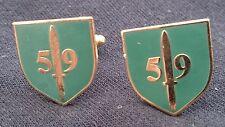 59 Commando Cuff Links Royal Engineers Cufflinks