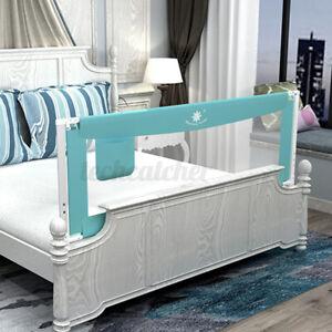 79'' Baby Guard Bed Rail Toddler Safety Adjustable Kids Infant Bed Universal US