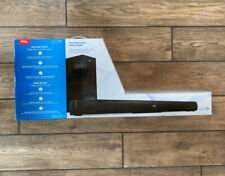 TCL Alto 5+ 2.1 Channel Home Theater Sound Bar with Wireless Subwoofer - New