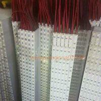 0.5M 5050 5630 7020 36 LEDs Rigid Hard Light Led Bar Strip White Warm 12V 24V DC