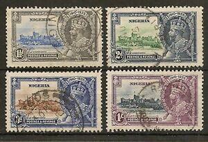 NIGERIA 1935 SILVER JUBILEE SG30/3 FINE USED CAT £60