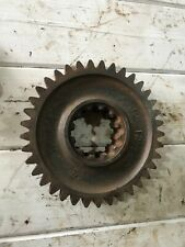 Willys MB Ford BIANCA GPW Trasferimento Case Output Shaft Gear WW2 ORIGINALE emesso