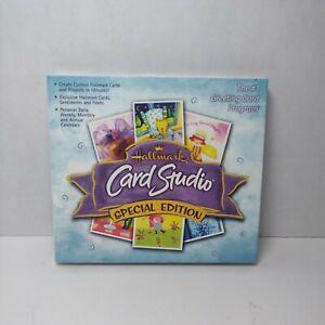 Hallmark Card Studio Special Edition New Sealed