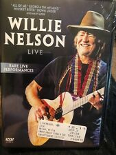 Nelson, Willie - Live DVD Concert Cult Classic Country Western Music Rare NEW