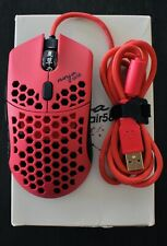 Finalmouse Air58 Ninja - Cherry Blossom Red w/ Hyperglides