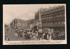LONDON Charing Cross and Strand c1910/20s? Beagles RP PPC