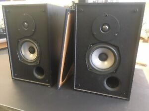 ROGERS SPEAKERS, LS2A model,