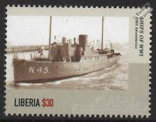 La Primera Guerra Mundial Hms adventuress (1898) (En Newhaven en la Segunda Guerra Mundial) Armado yate de motor buque de guerra Sello