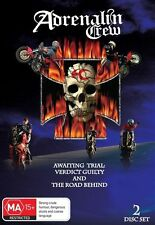 ADRENALIN CREW - 2 DISC SET - AWAITING TRIAL - BRAND NEW & SEALED - BIKES