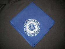 1935 National Jamboree Blue Neckerchief