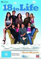 18 TO LIFE MARRIED WITH PARENTS  SERIES 1 ( DVD, 2 disc-set)