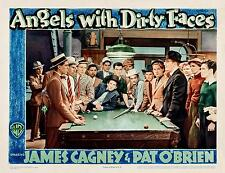 DEAD END KIDS * POOL HALL * ANGELS WITH DIRTY FACES * 11x14 LC print R- 1943