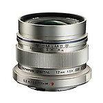 Olympus M.Zuiko Digital 12mm f/2 ED Lens for Four Thirds