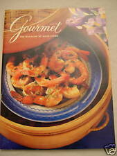 Gourmet Magazine - May 1989