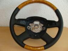 1 AUDI A6 A 6 a4 A3 Lederlenkrad A4 Holzlenkrad Q7 A8 steering wheel wood s-line