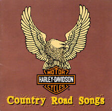 Harley Davidson Country Road Songs by Various Artists (CD, Oct-1996, 2 Discs,...