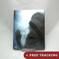 Let The Right One In .Blu-ray w/ Slipcover