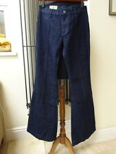 Polo Ralph Lauren Denim Bootcut Flared Wide Leg Jeans Size W28 L34
