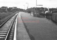 PHOTO  LYMPSTONE RAILWAY STATION 3/9/84 VIEW
