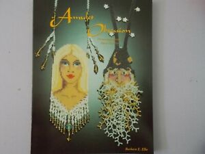 Amulet Obsession bead book beadwork beaded Beading by Barbara Elbe