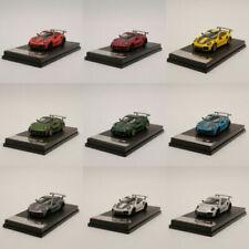 1:64 Porsche 911 GT2 RS Diecast model car metal toy car
