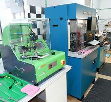 Injektor Einspritzdüse Ford TRANSIT 2,0TDCI R00401Z R01001D PRÜFUNG REPARATUR