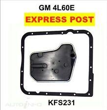 Transgold Automatic Transmission Kit KFS231 Fits Holden CAPRICE VS 4L60E Trans
