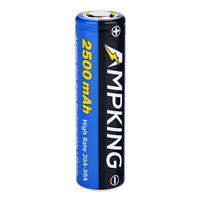 AmpKing® AK2025 18650 2500mAh 30A High Drain Battery | UK STOCK | 100% Authentic