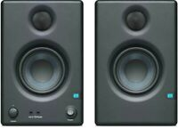 Studio Sound Monitors HiFi Active Speakers 2 Set HD 3.5 Inch Professional Speake