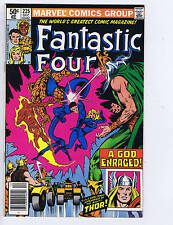 Fantastic Four #225 Marvel 1980