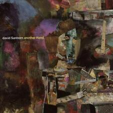 DAVID SANBORN - Another Hand (CD 1991) USA First Edition EXC