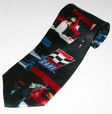 CAR RACING SPORTS Licensed GO CART Mens Novelty Polyester DRESS NECKTIE TIE New