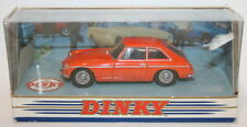 Voitures, camions et fourgons miniatures orange Dinky