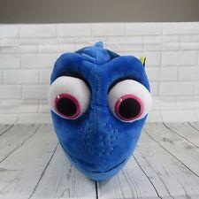"NEW NWT Disney Pixar Finding Dory Blue Fish Plush Pillow 21.5"" NWT $39.99"