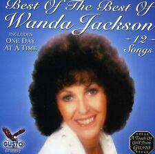 Wanda Jackson - Best of the Best [New CD]