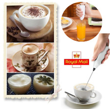 Mini Electric Coffee Blender Mixer Latte Hot Milk Egg Foamer for Kitchen Tools