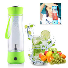 USB Electric Juicer Fruit Vegatable Blender Juice Extractor Bottle Cup Mix US