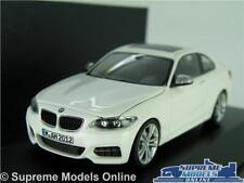 BMW 2 Series Coupe Model Car 1 43 Scale White Herpa Special Dealer Issue K8