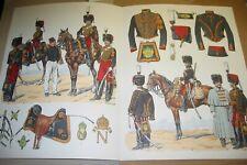 ROUSSELOT  L   Planche SECOND EMPIRE N° 98  GUIDES   1854-1870    hh