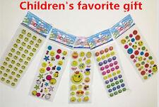 5 Sheets Newly Children Favor Crafts Teacher Reward Stickers Lot-Kids Toys Gift