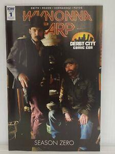 Wynonna Earp Season Zero #1 Derby City Comic Con Exclusive Photo Cover