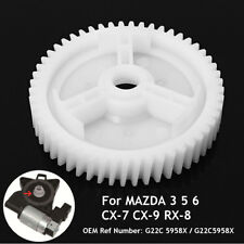 Front / Rear Power Window Regulator Motor Gear For MAZDA 3 5 6 CX-7 CX-9 RX-8 AU