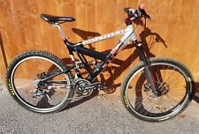 "Rare Retro Rotwild RFR 01 19"" freeride mtb mountain bike Raceface Hope Fox LX XT"