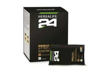Herbalife H24 Rebuild Strength pre-workout drink  500g (50g*10) sachet chocolate