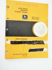 Vintage John Deere Tractor Parts Thick Large Catalog Have More Combine Shipping