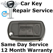 Land Rover Discovery 3 Key Fob Repair Service Rechargeable Battery + New Case