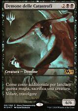 Demone delle Catastrofi FOIL / Demon of Catastrophes | NM | S.C. Promo | ITA